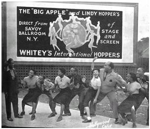 Whitey's Lindy Hoppers